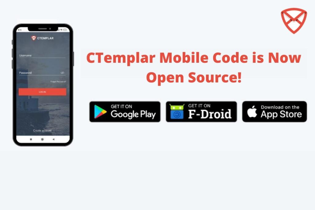 CTemplar Mobile Code is Now Open Source!