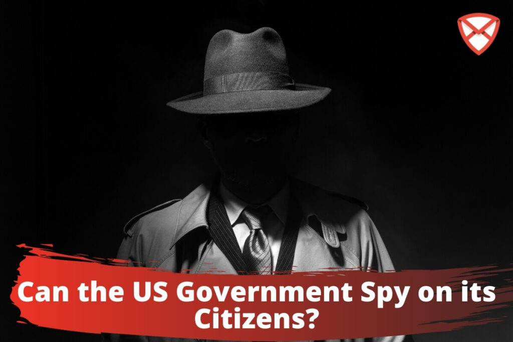 US Government Spy on its Citizens