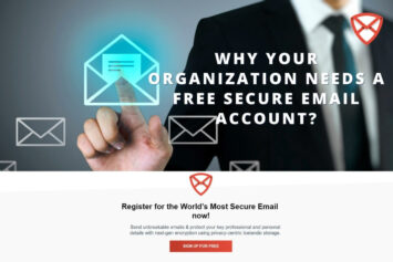 Free Secure Email Account
