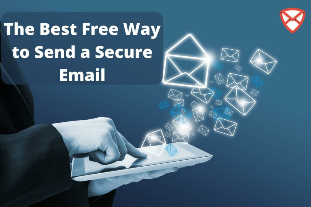How to send secure email free