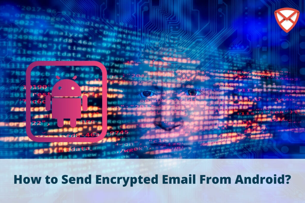send encrypted email from android